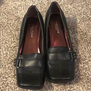 Black Kenneth Cole Reaction shoes